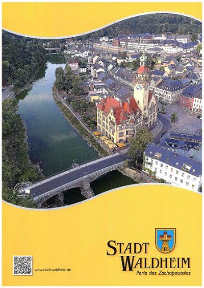 Info-Broschüre der Stadt Waldheim©Stadt Waldheim